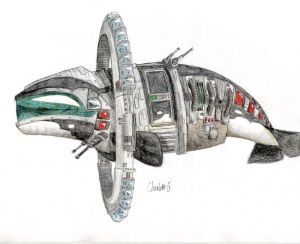 Cyber Whale